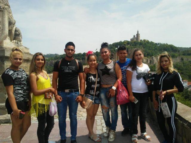 "Ромски фестивал ,,Отворено сърце"""
