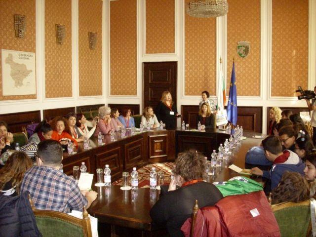 Четвърта транснационална среща в гр.Сливен, България - 03.03-09.03.2019г