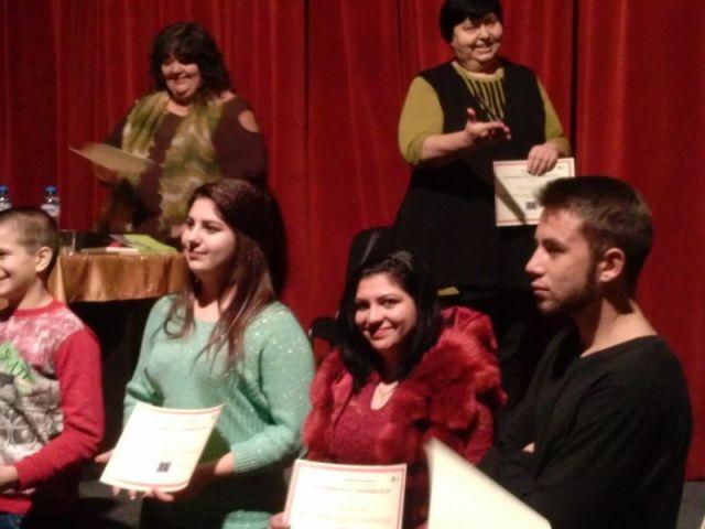 Сертификати за успешно преминато обучение за училищни медиатори