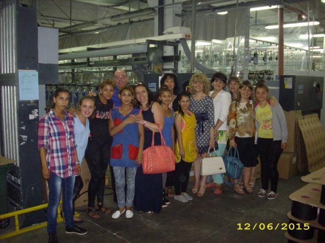 Трета Национална среща на Национална асоциация на училищата по мода
