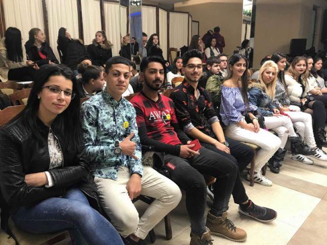 Коледно парти с превантивна цел организирано от ПИЦ за борба с наркотичните вещества