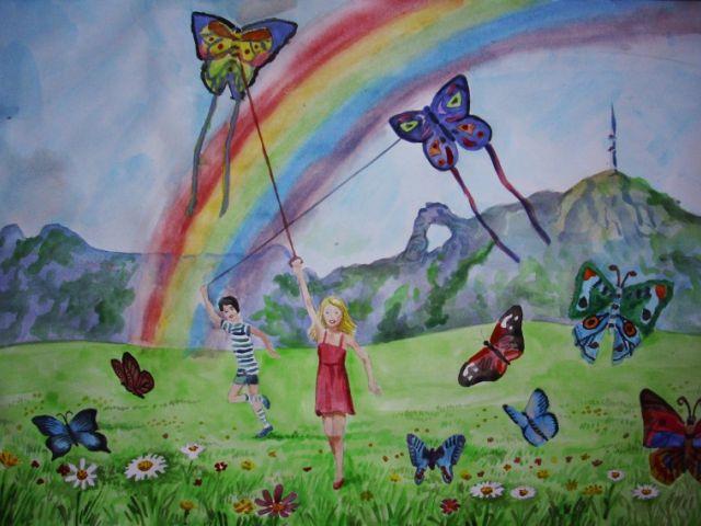 """""""Пеперудите разперили криле, вместо звук – събрали цветове"""""""