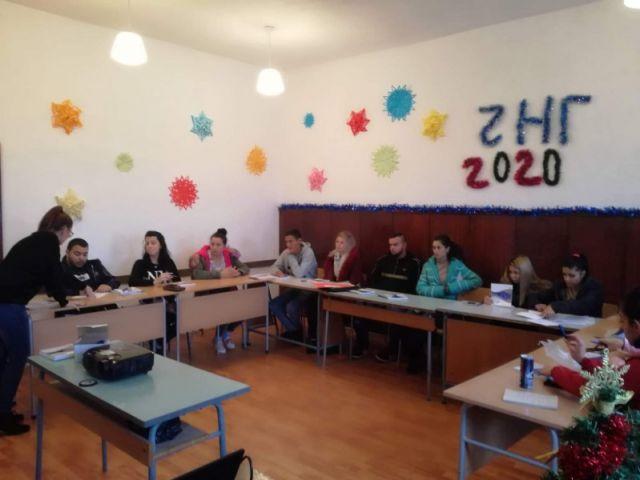 Дискусия с представители на ОИЦ Сливен [12.12.2019]