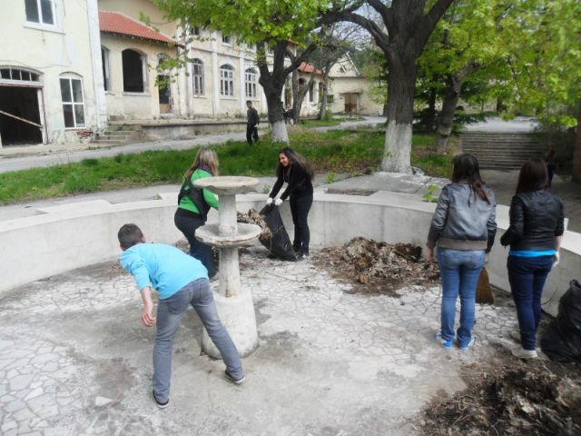Да изчистим България за един ден [23.04.2013]