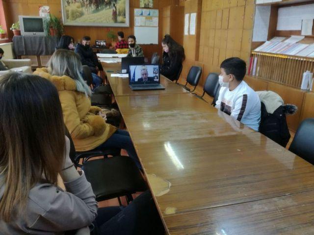 Онлайн дискусия с Министъра на образованието Красимир Вълчев [13.01.2021]
