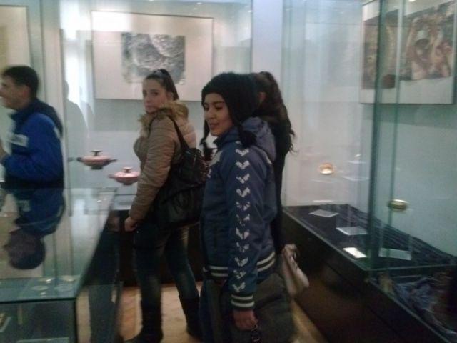 Посещение на Исторически музей