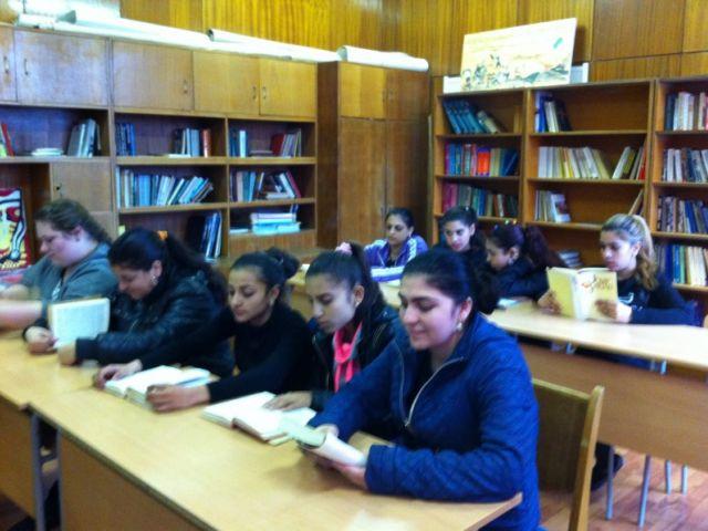 Състезанието по четене